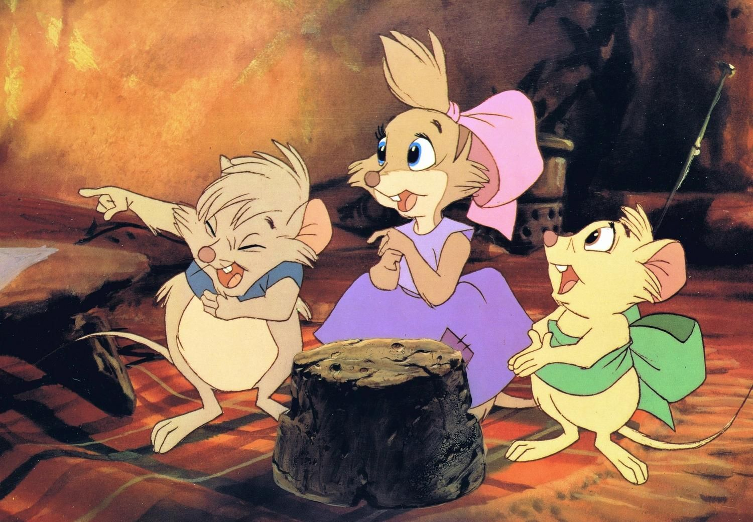 The Secret Of Nimh D Loved This Movie The Secret Of Nimh Character Design Anthropomorphic