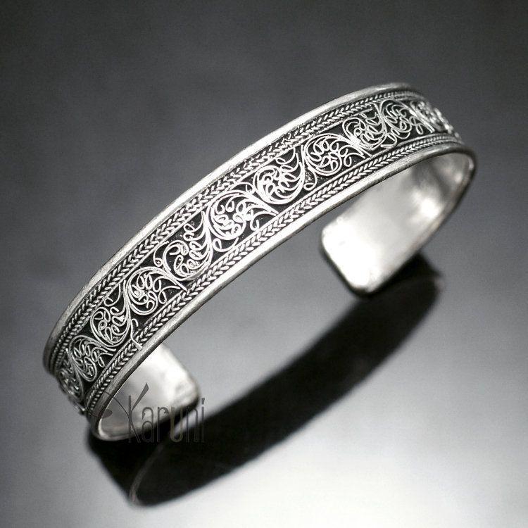 Bracelet jonc homme femme