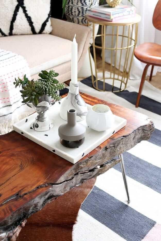 40+ Creative DIY Coffee Table Ideas You Can Build Yourself ...