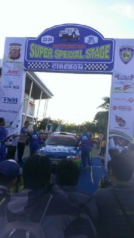 Hasil Lomba Super Special Stage Cirebon 2015 Time Keeping Racing 4 Autonews 4w Motorsport News