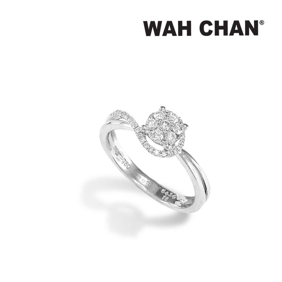 18k White Gold Diamond Ring White Gold Diamond Rings White Gold Diamonds Gold Diamond Rings
