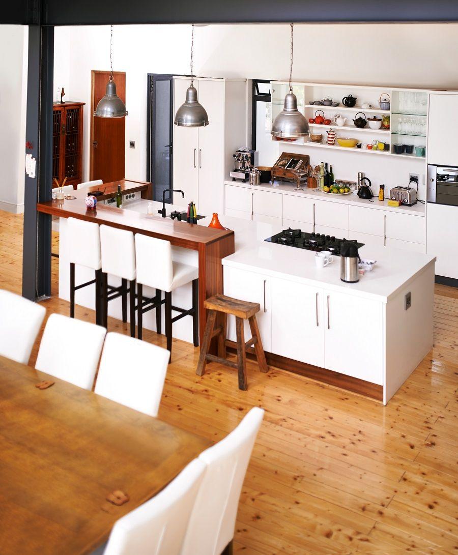 Leroymerlin Leroymerlinpolska Dlabohaterowdomu Domoweinspiracje Kuchnia Szafki Bialakuchnia Fron White Countertops Kitchen Design Trends Kitchen Design