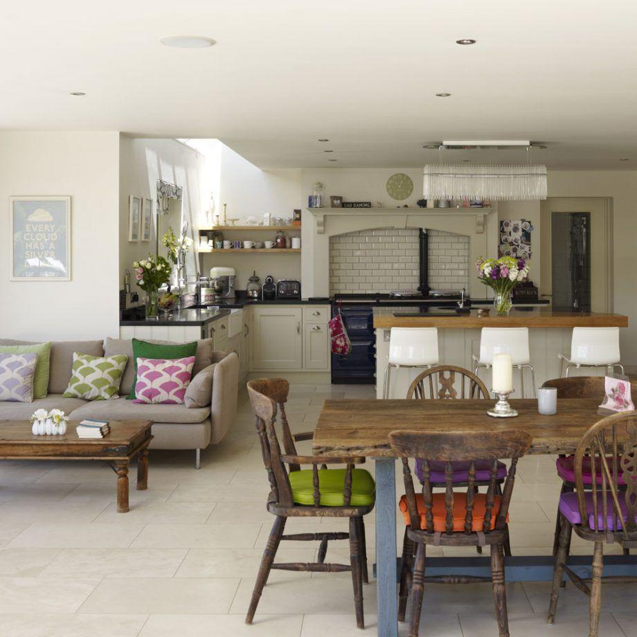 Sparkling Open Kitchen Living Room Designs Gorgeous Open Kitchen