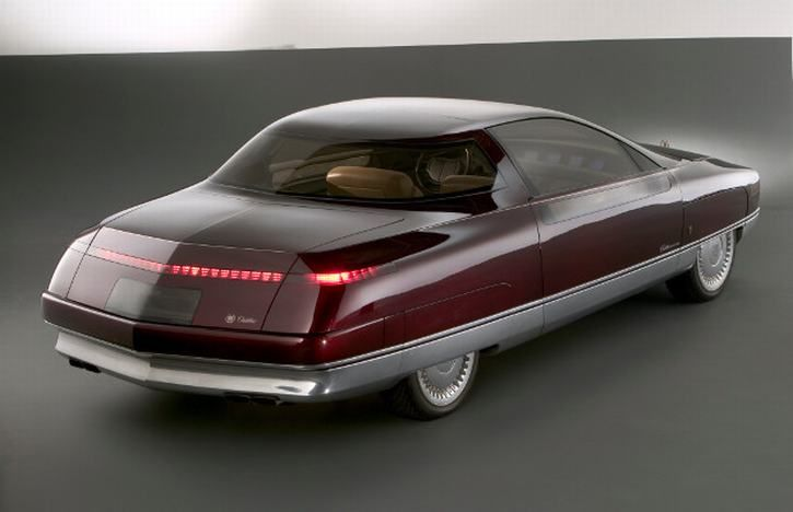 20 Solitaire Concept Cadillac 1989 Concept Cars Concept Cars
