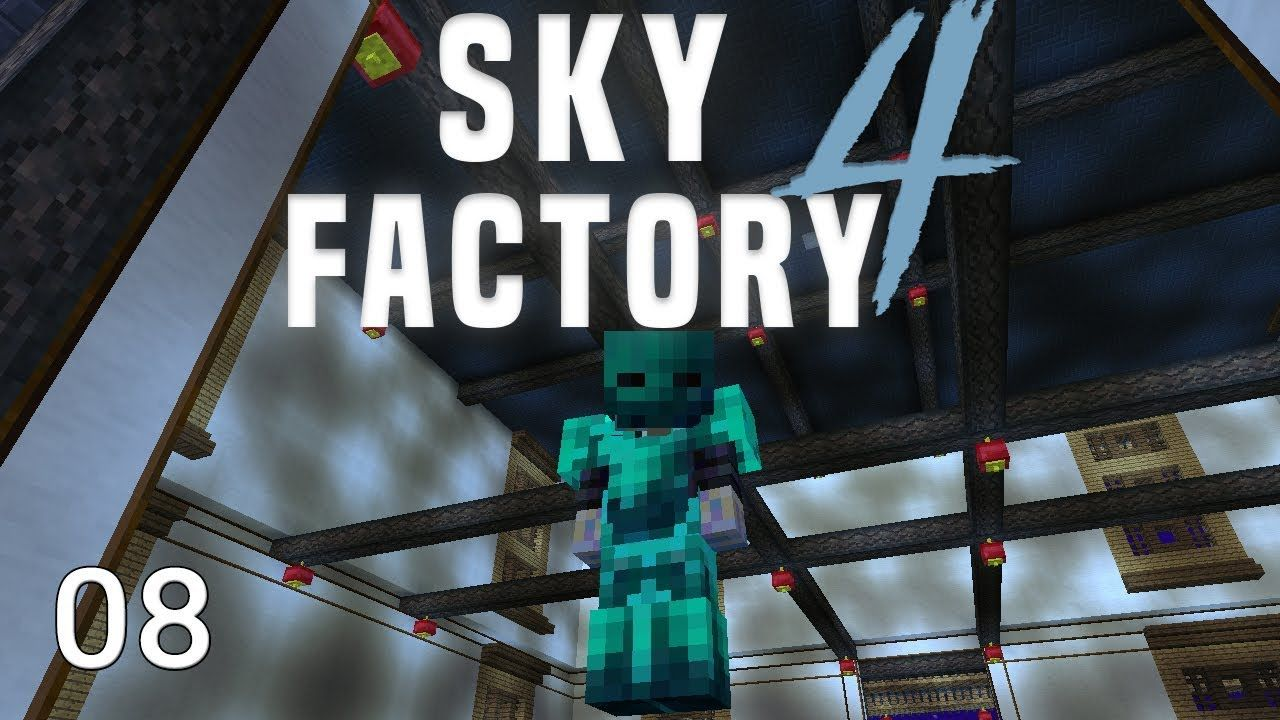 Sky Factory 4 Fission Reactor