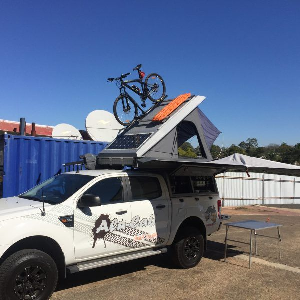 Alu Cab Roof Top Tent Carrying Bike Maxtrax On Roof Roof Top Tent Tent Cab