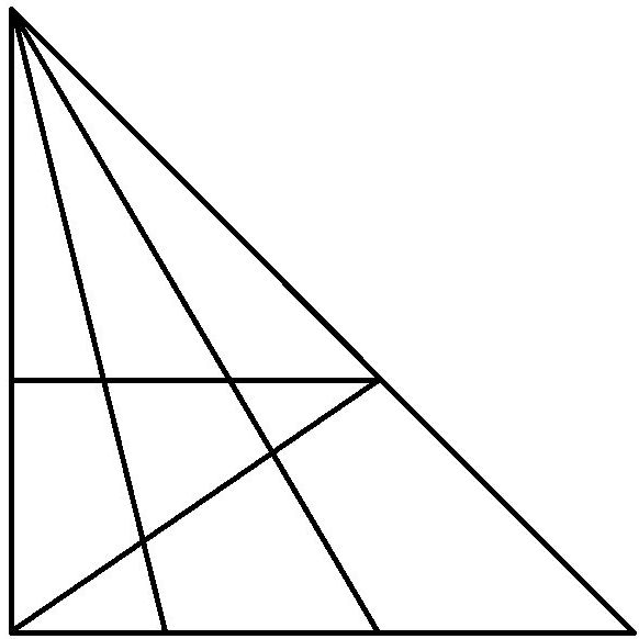 Wie Viele Dreiecke Sehen Sie How Many Triangles Do You See Losung Solution Visit Us Dreieck Dreiecke Triangle Triangles Quiz Ratsel