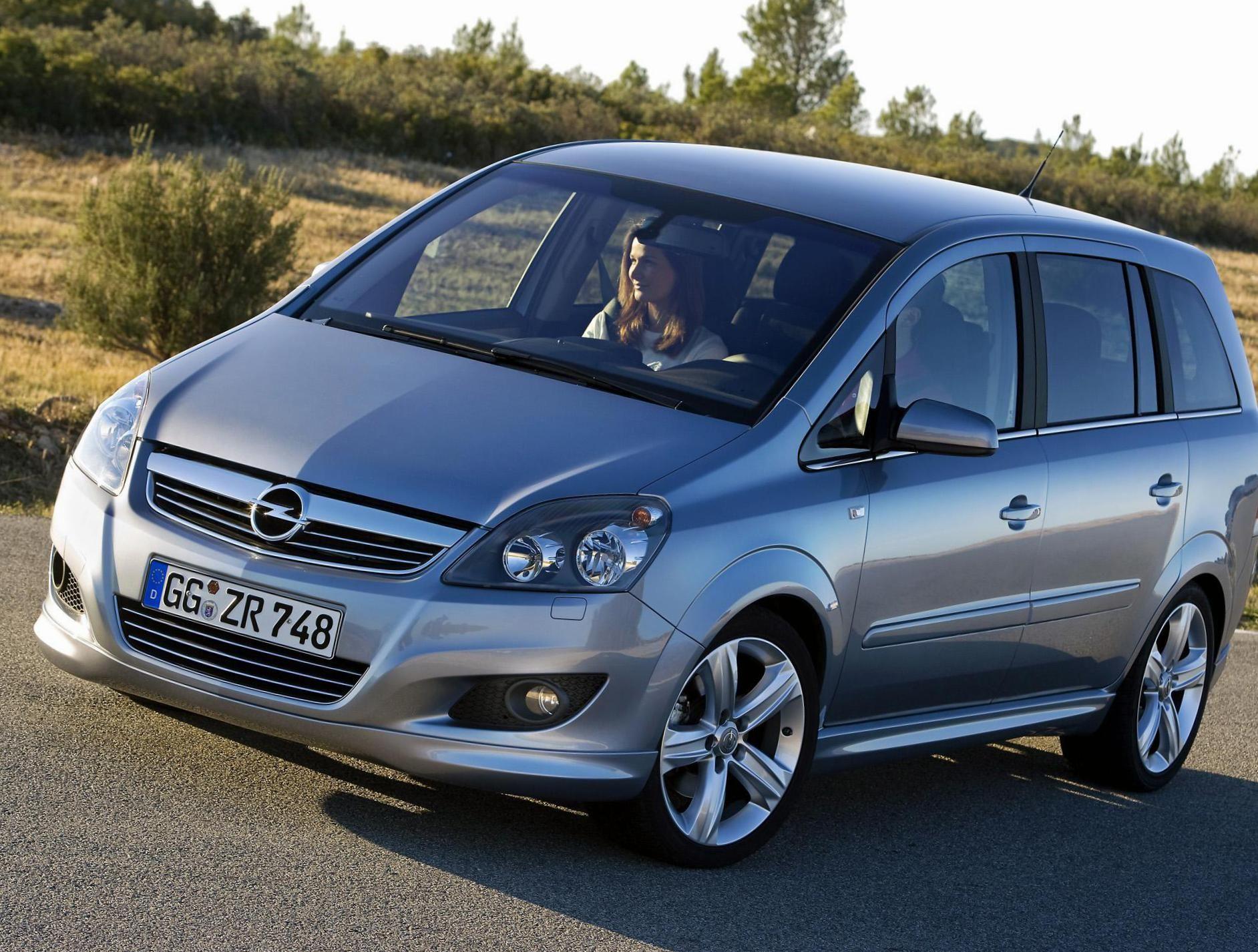 Opel Zafira B Photos And Specs Photo Zafira B Opel Model And 21 Perfect Photos Of Opel Zafira B Opel Model Image