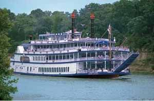 General Jackson Lunch Cruises Sightseeing Boat Tours In