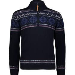 Photo of Cmp Herren Strickpullover, Größe 58 in Blu scuro, Größe 58 in Blu scuro F.lli Campagnolo