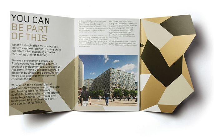 Architect Brochure Designs For Inspiration Marketing Pinterest