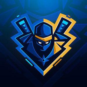 Let S Ninja Elementos Graficos Logos Esportivos Desenhos De Bichinhos