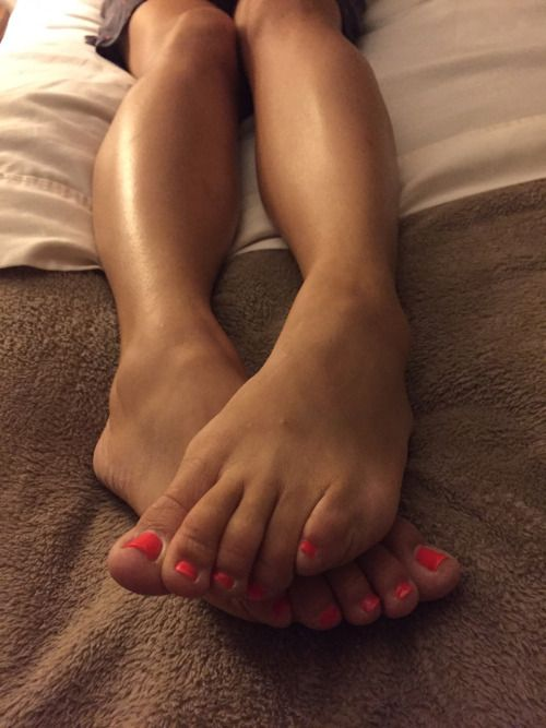 and Sexy legs feet pointed