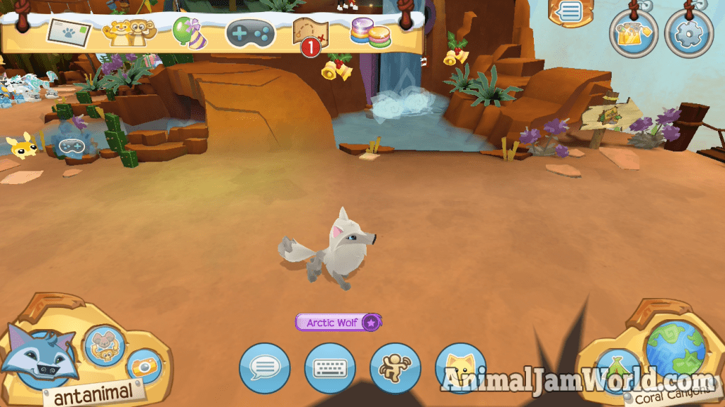 Play Wild Arctic Wolf Codes 8 Animal Jam Animal Jam Play Wild