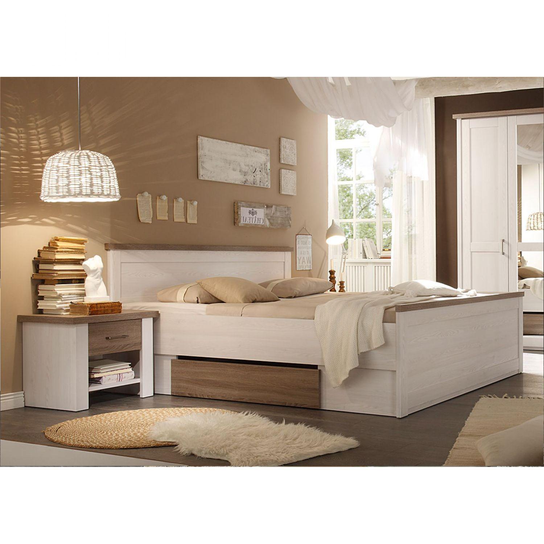 Home24 Bettanlage Linus Bett Schlafzimmer Einrichten Zimmer