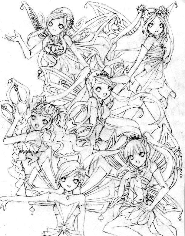 Winx+Enchantix+Group+by+ButterflyWingies.deviantart.com+on+@ ...