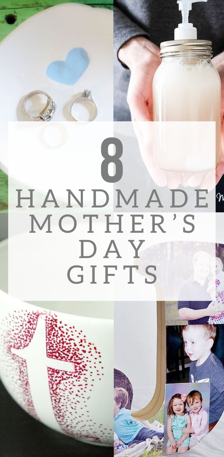 Handmade Mother\'s Day Gifts // Kick-Off Friday | Best of the Blog ...
