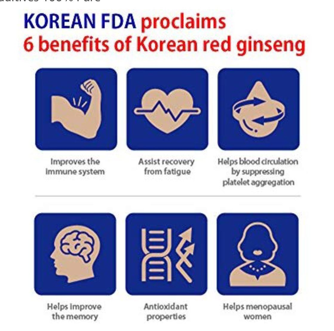What Great Benefits Korean Red Ginseng Can Give Your Body With
