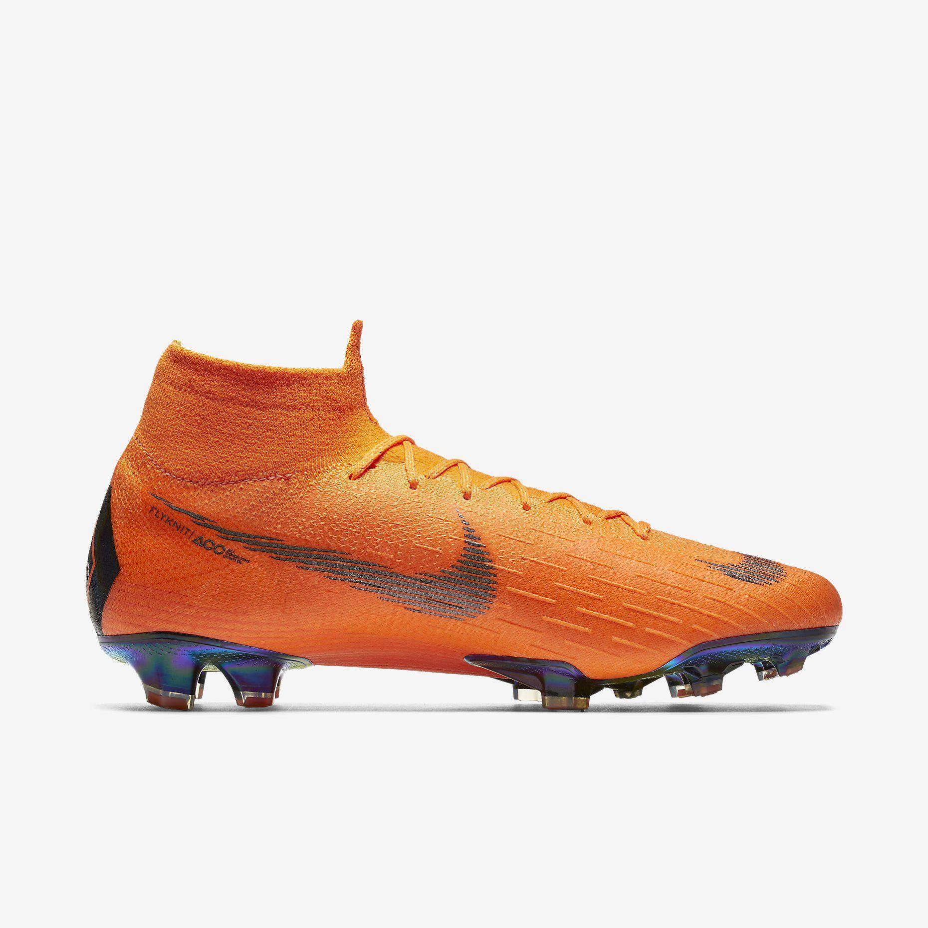 Nike Mercurial Superfly 360 Elite FG Total Orange Total