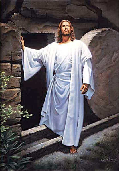 Resurrected Jesus - Admire, Love, Trust, Living Because Of ...