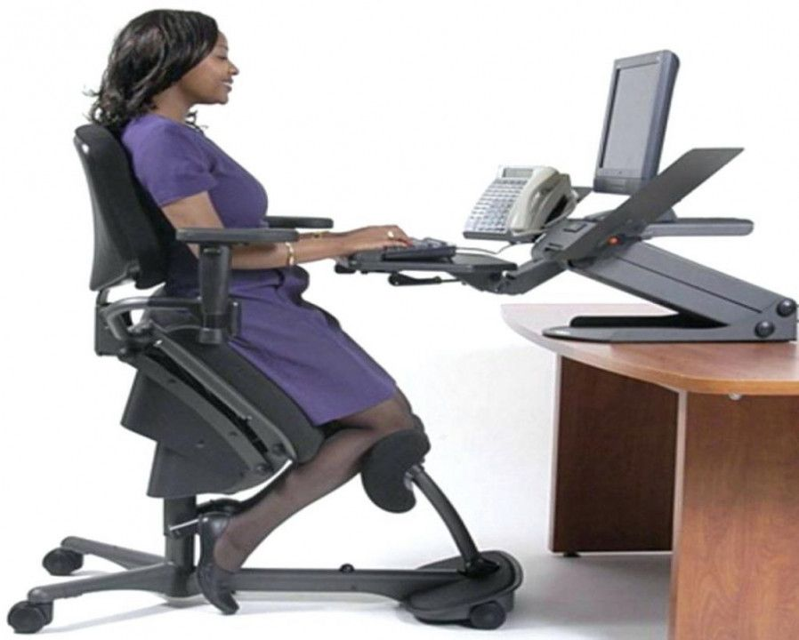 Desk Chairs For Good Posture Diy Stand Up Desk Best Office