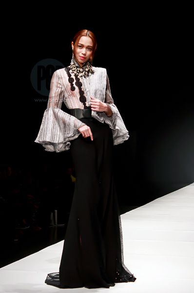 Designer Junjun Cambe\'s modern take on the barong and the ...
