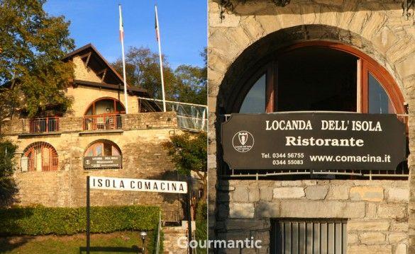 Bildergebnis für locanda dell'isola comacina