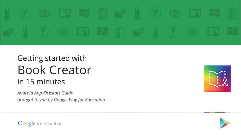 Book Creator Team On Twitter Book Creator Google Education The Creator