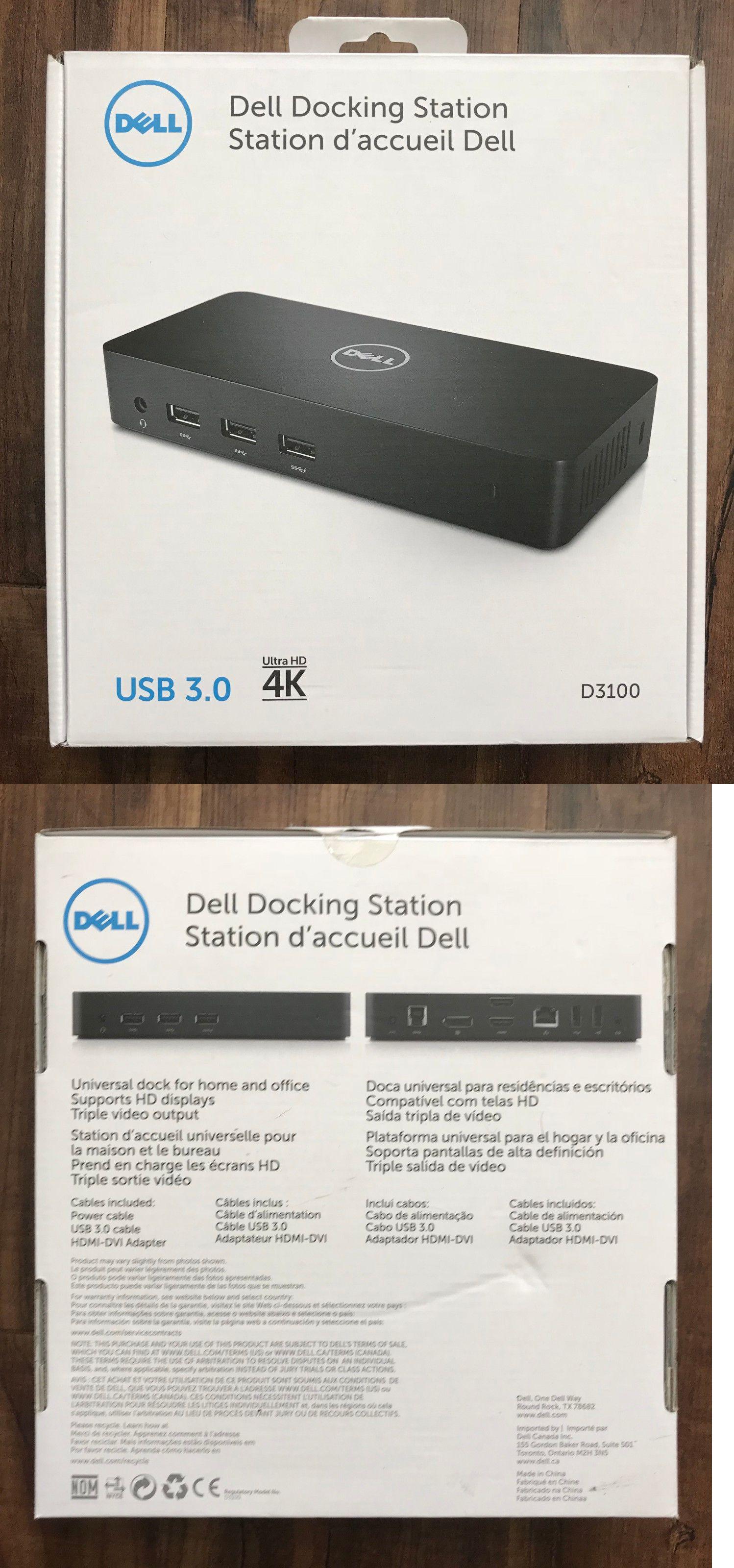 Dell E Dock