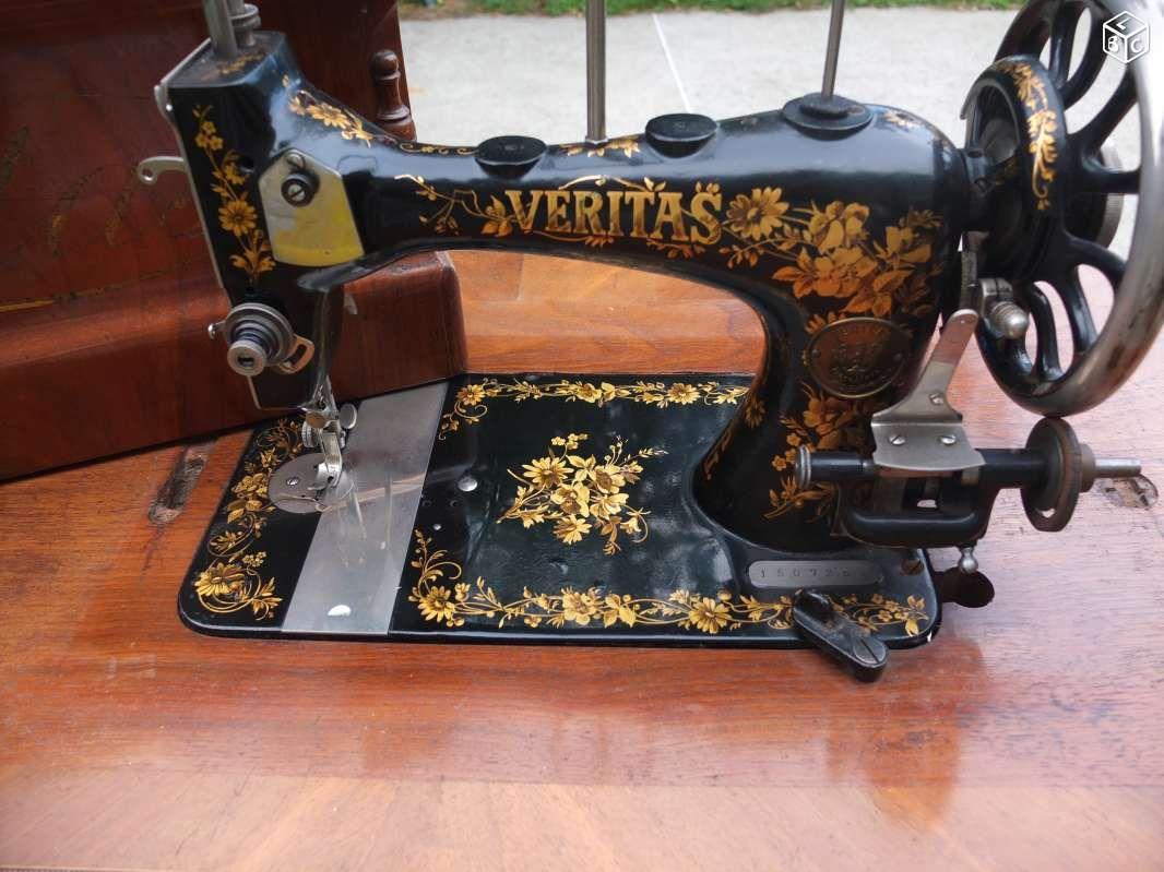 Machine A Coudre Ancienne machine a coudre ancienne veritas | machines à coudre