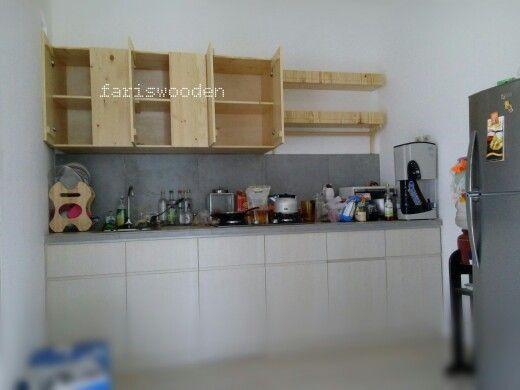 Kitchen Set Jati Belanda | Dekorasi rumah, Rumah