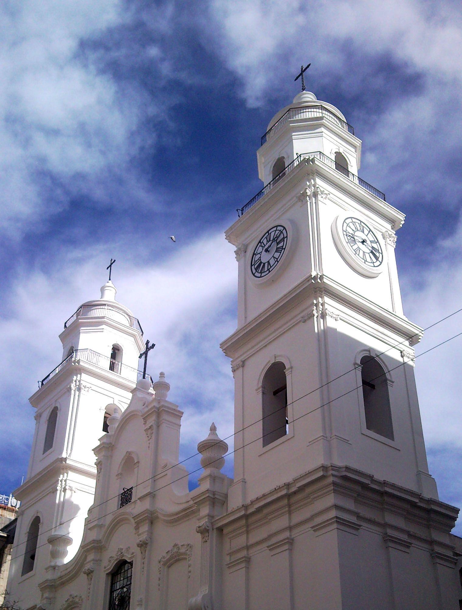 #buenos aires #nubes #sol #fotografia #photo #church