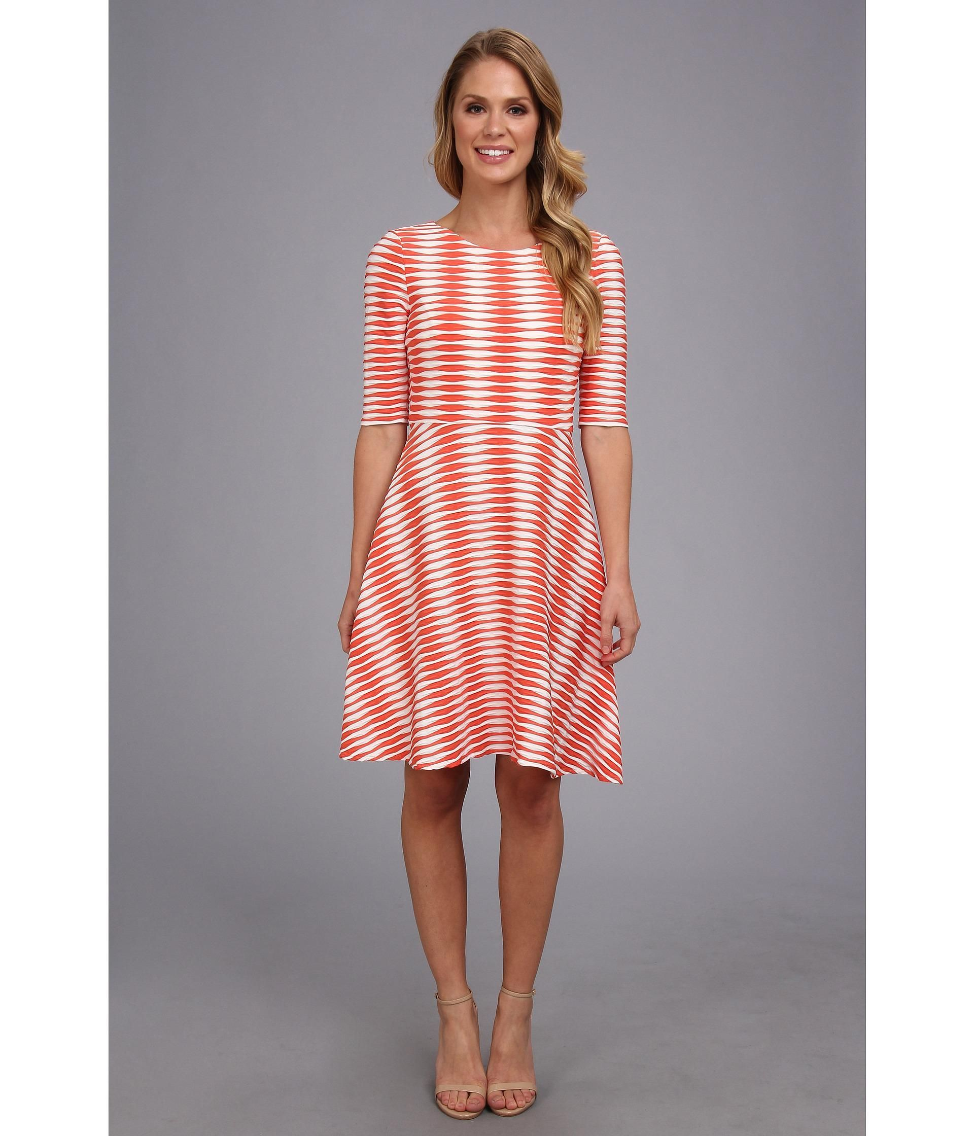 Add a fun, chic dress to your wardrobe with the Donna Morgan™ Wavy ...