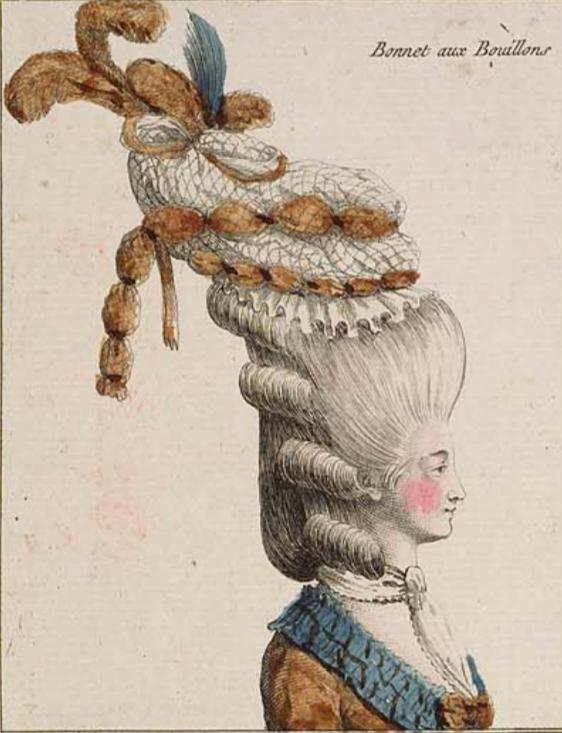 Épinglé par Catherine Levacher sur coiffure pouf aux