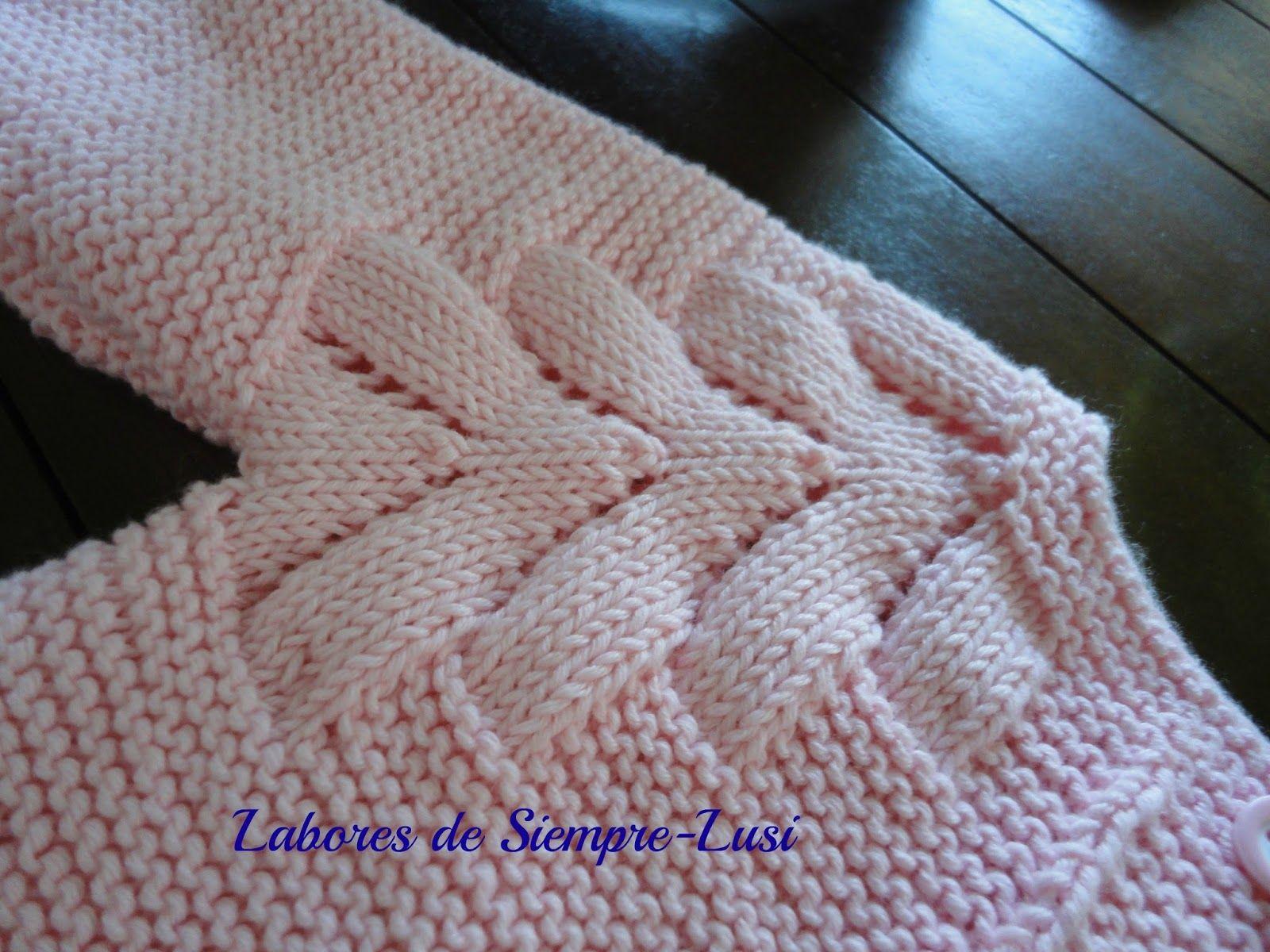 Jersey de bebé con dibujo en ranglan cuyo patrón original lo ...