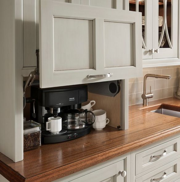 Creative Appliances Storage Ideas :: Practic-Ideas | Almacenamiento ...