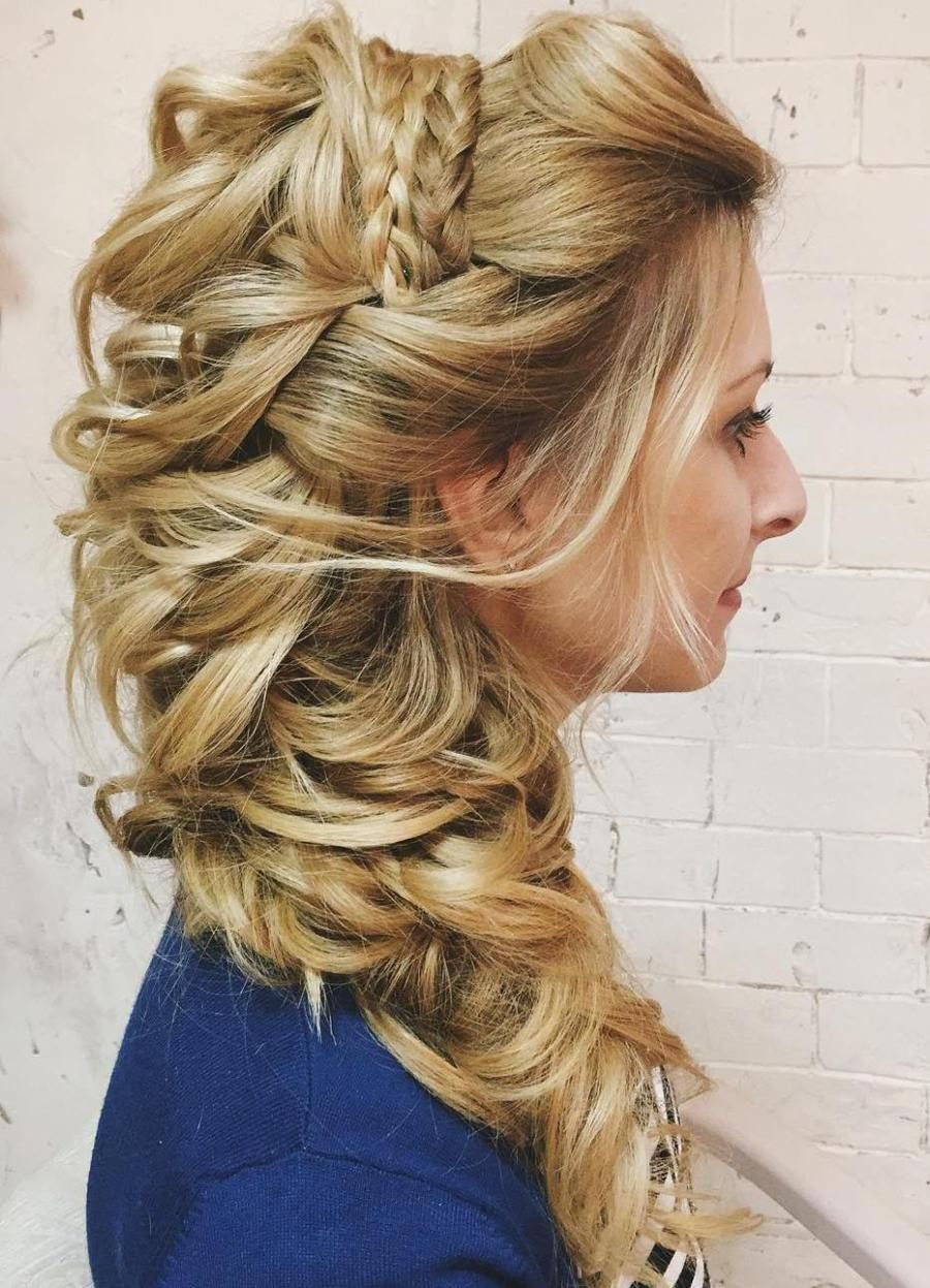 side hairstyles for prom to please any taste future mrs davis