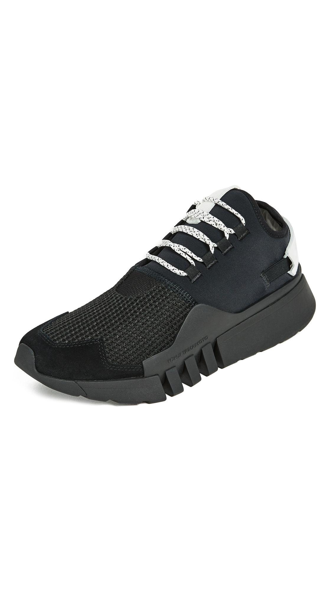344653b300bff Y-3 AYERO SNEAKERS.  y-3  shoes