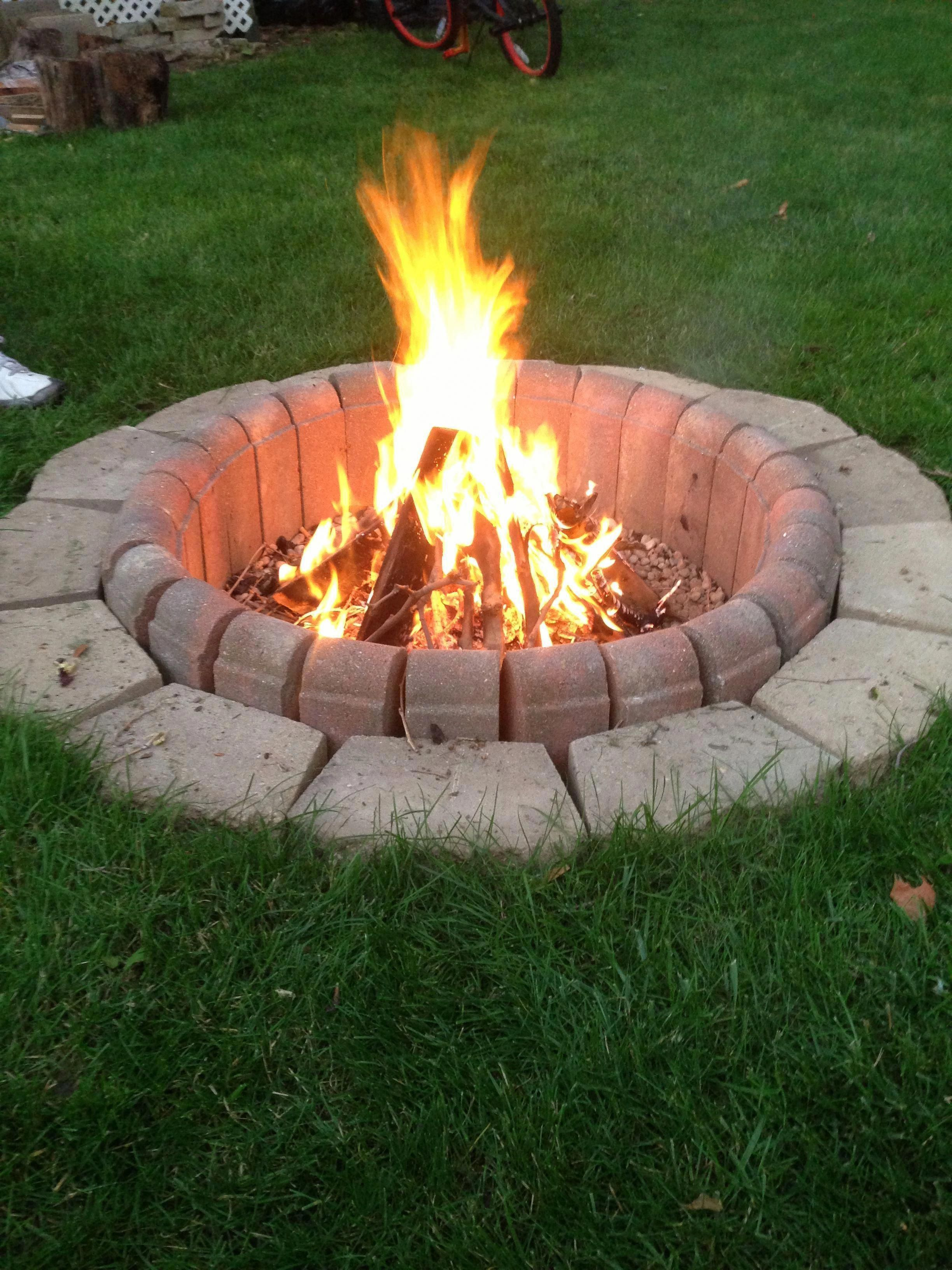 Ten Unique Guidelines For Diyfirepit Outside Fire Pits Outdoor Fire Pit Designs Easy Fire Pit
