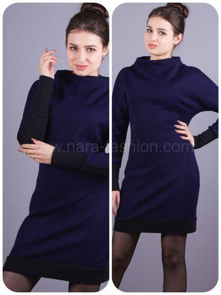 NARA+Fledermaus+Shirt-Kleid+von+NARA+®+Store+auf+DaWanda.com
