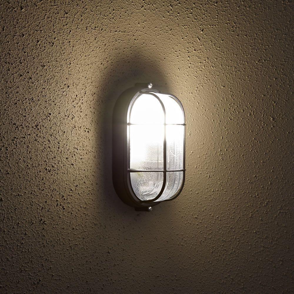 Biard oval bulkhead outdoor wall light outdoor walls outdoor biard oval bulkhead outdoor wall light aloadofball Choice Image
