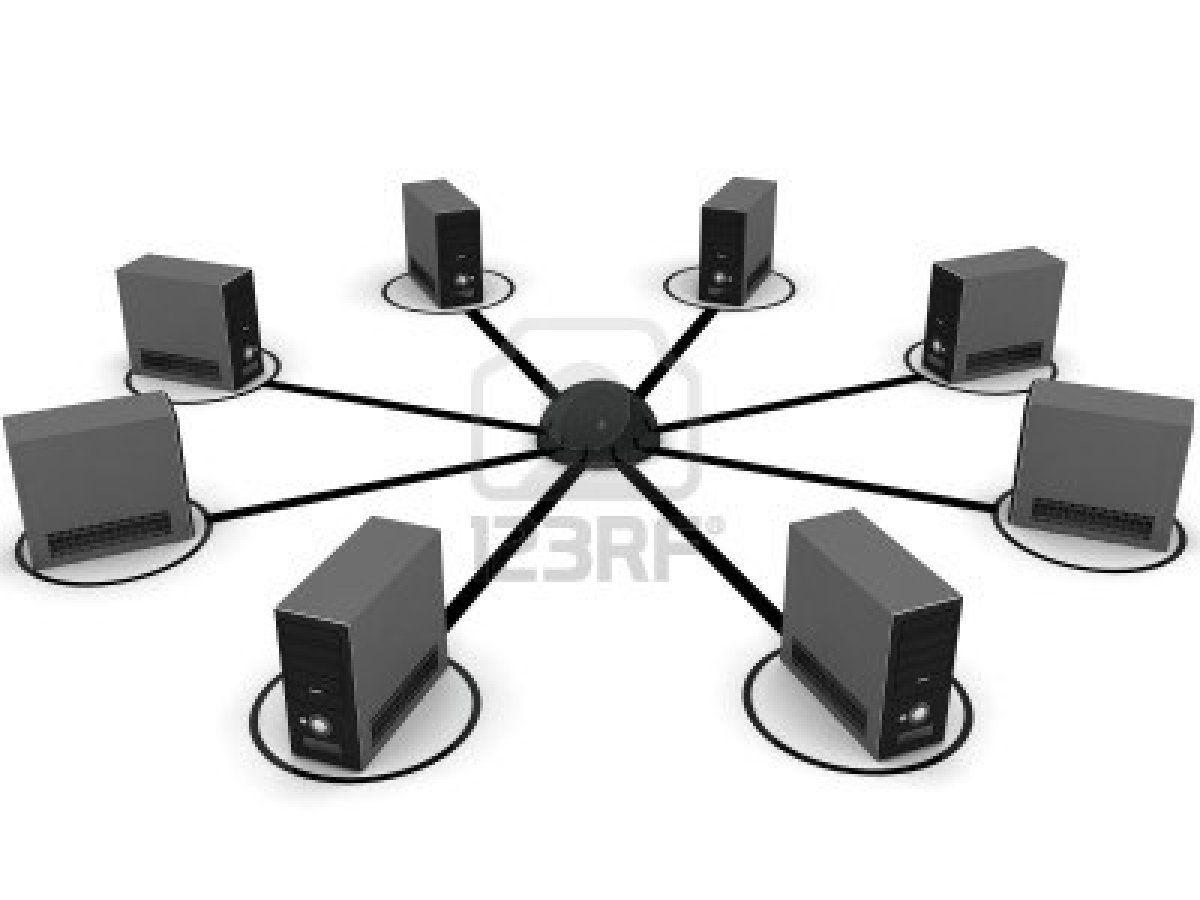 red de computadoras: Es un conjunto de equipos informáticos y software  conectados entre sí por medio de dispositivos físicos que envían y reciben  impulsos eléct…