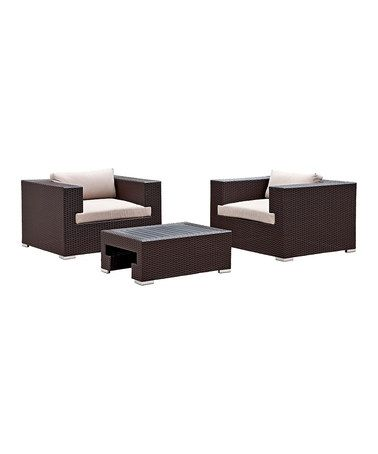Sirio Pacific Chat Three Piece Furniture Set. Sirio Pacific Chat Three Piece Furniture Set   Furniture  Ps and