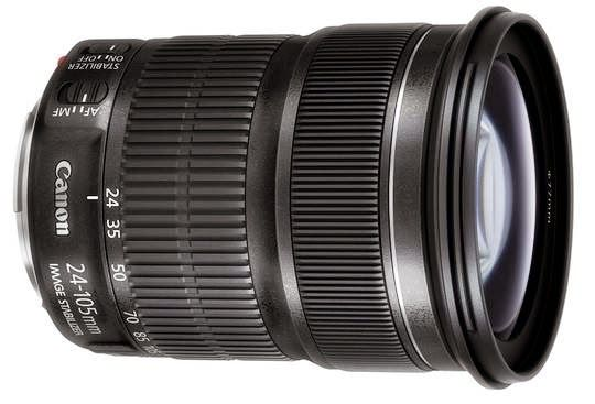 Canon Ef 24 105mm F 3 5 5 6 Is Stm Review Camera Canon Reviews
