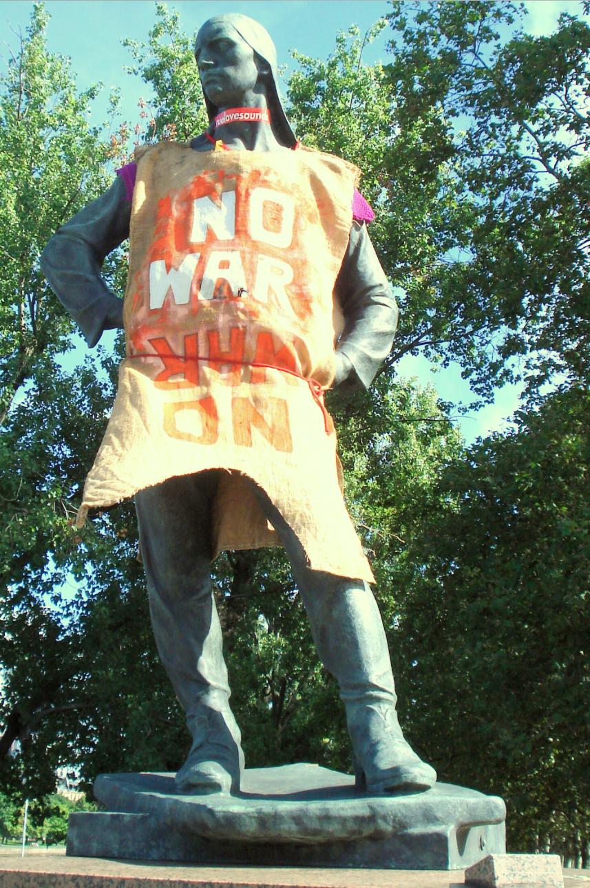 Workingclass-Hippie auf Zeit.