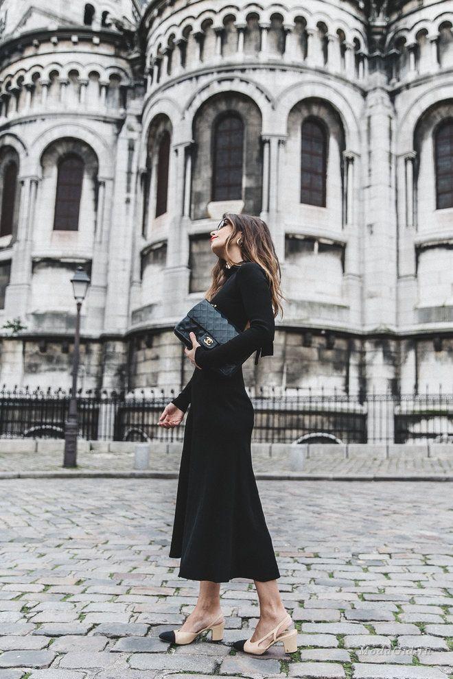Траур и мода на черный цвет в 2019 году