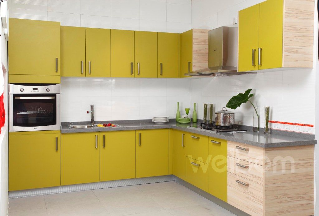 Very Simple Mixed Materials Add Interest Dapur