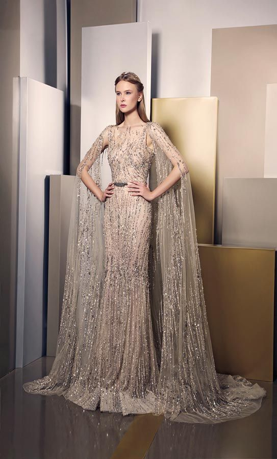 Maysociety Ziad Nakad ZNsignature2016 Haute Couture Collection ...