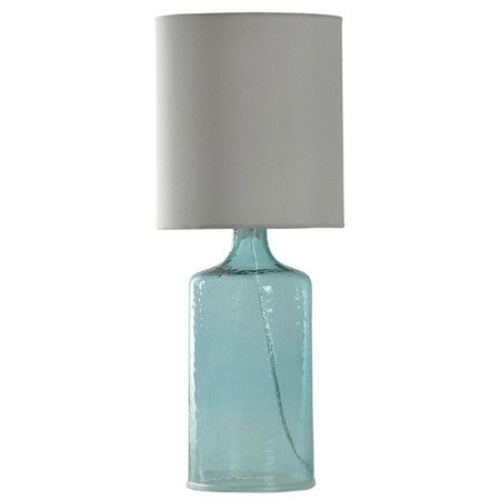 "Found it at Wayfair - Seeded Glass 21.5"" Table Lamp with Drum Shade http://www.wayfair.com/daily-sales/p/The-Lighting-Market-Seeded-Glass-21.5%22-Table-Lamp-with-Drum-Shade~ZIPC1275~E19698.html?refid=SBP.rBAjD1Vjc2mCmEgquUCwAu-meJUEHEbct4U2QrAdA5Y"