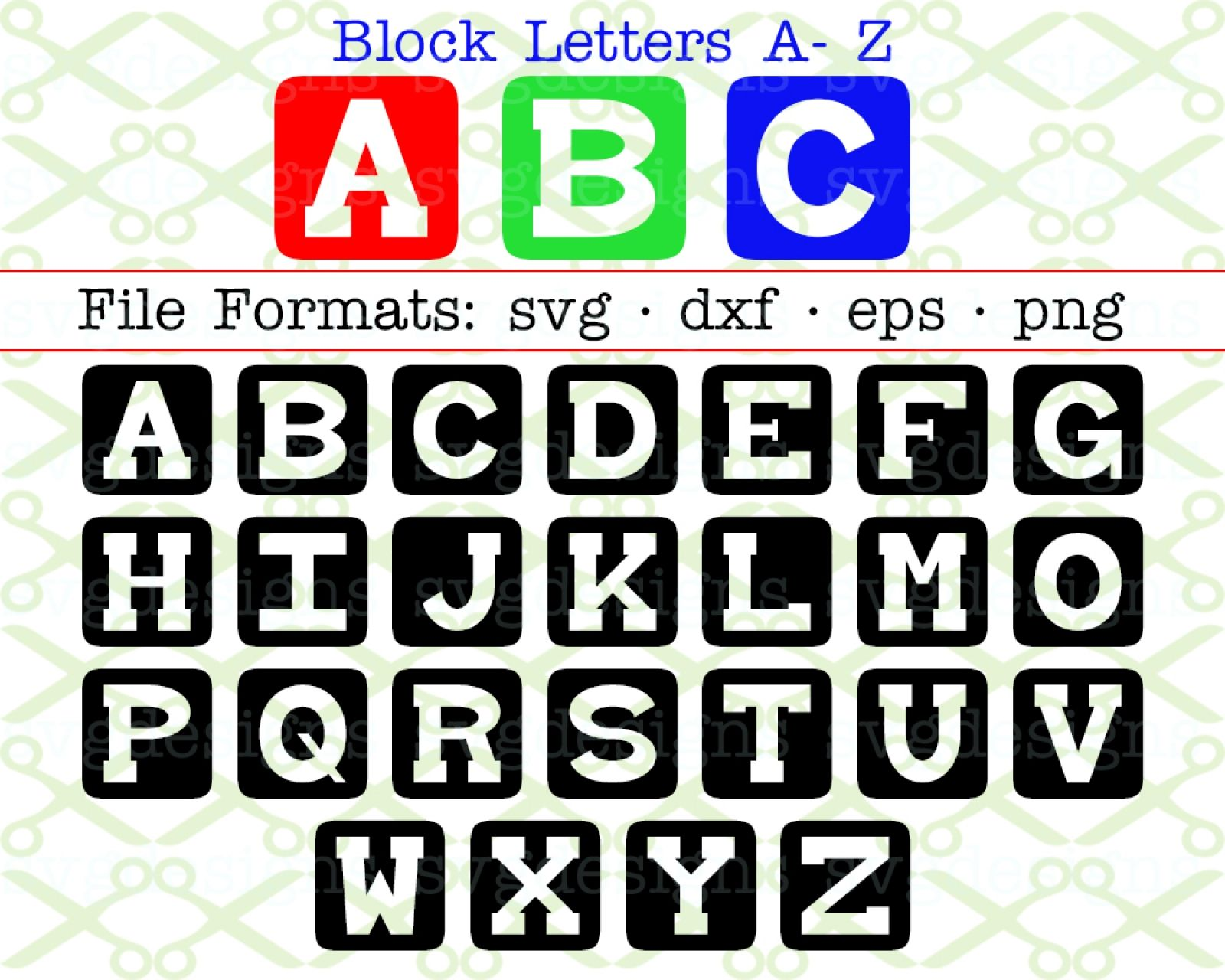 Baby Blocks Svg Font Letters  Svg Fonts    Baby Blocks